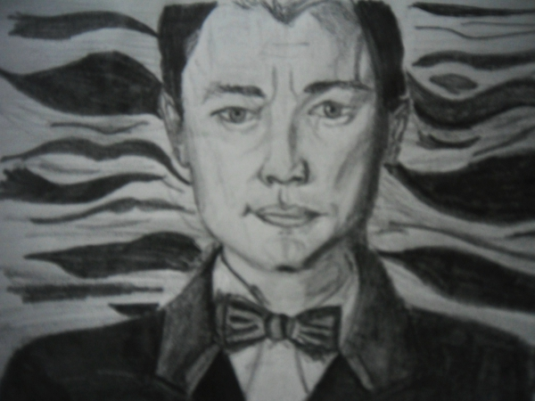 Leonardo DiCaprio par vavien